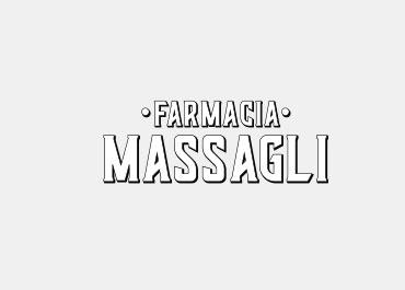 Restyling logo, Farmacia Massagli di Lucca
